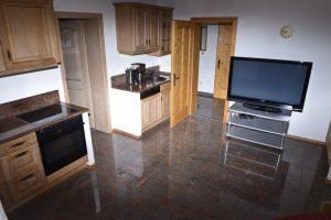 Gästehaus - FeWo1 - Wohnbereich