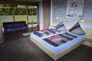 Gästehaus Friedlich - FeWo1 - Zimmer 1