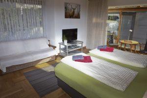 Gästehaus Friedlich - FeWo1 - Zimmer3