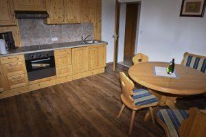Gästehaus Friedlich - Fewo2 - Wohnküche