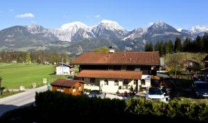 Gästehaus Friedlich - Ausblick