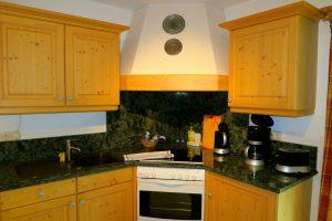 Gästehaus Friedlich - FeWo3 - Küche