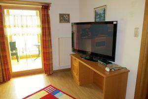 Gästehaus Friedlich - FeWo3 - Fernseher