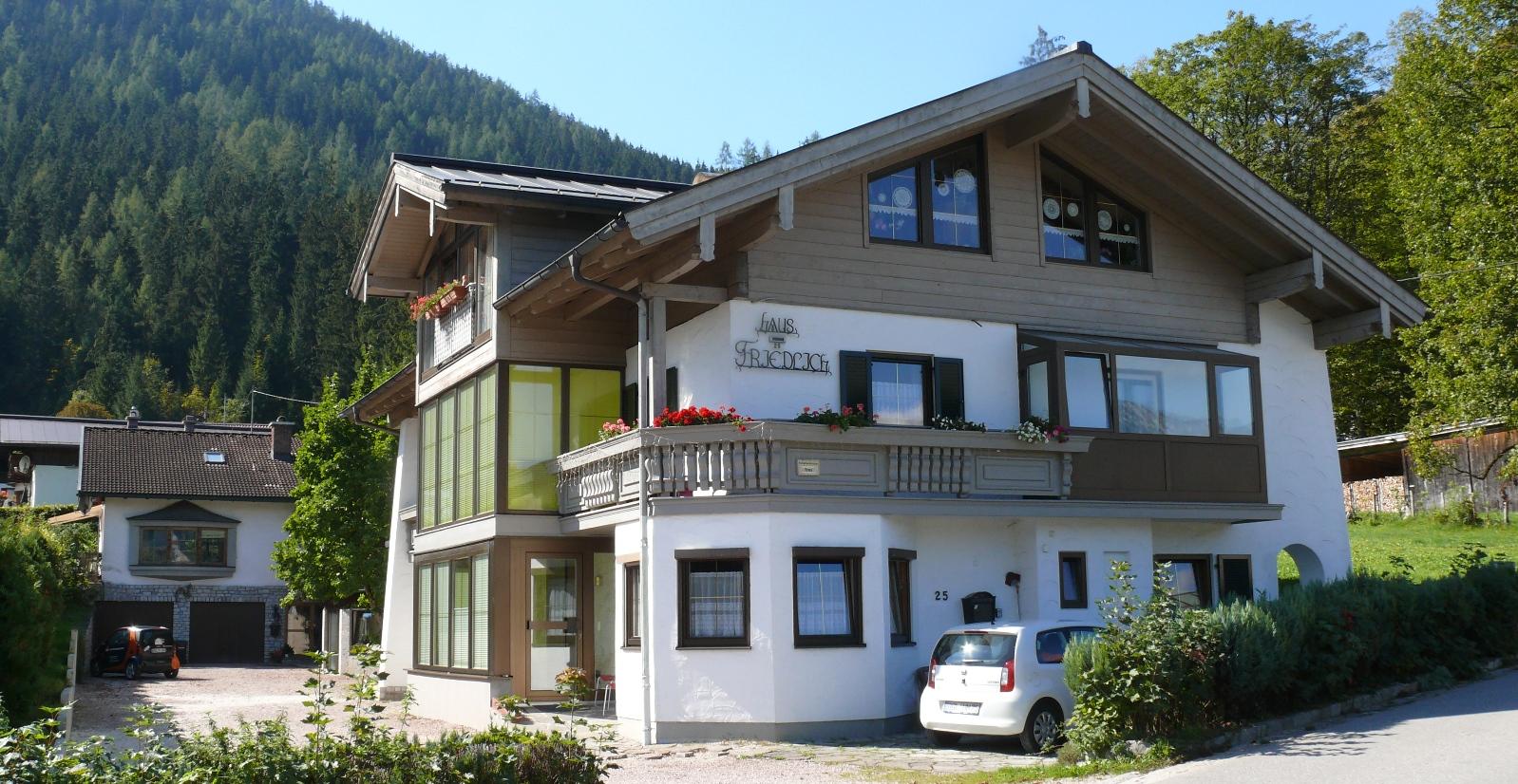 Gästehaus Friedlich Schönau am Königssee