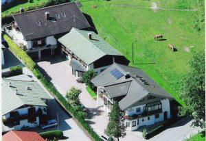 Gästehaus Friedlich Luftansicht