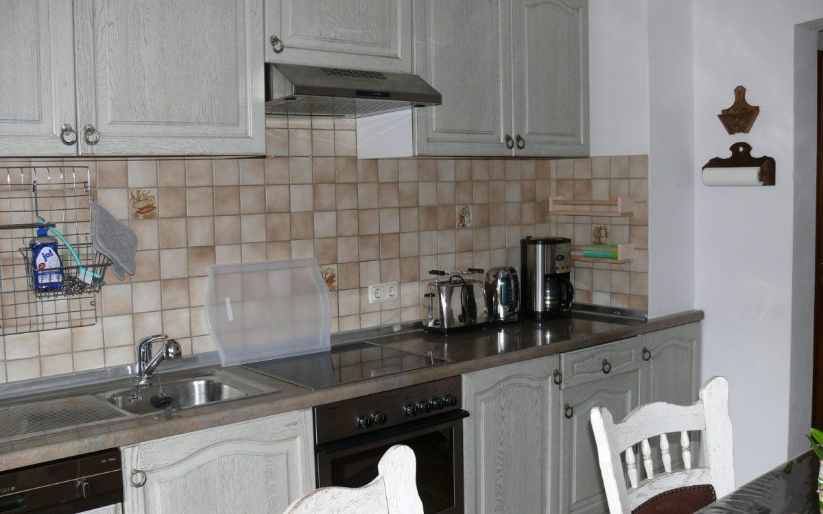 Gästehaus Friedlich - FeWo4 - Küche