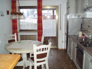 Gästehaus Friedlich - Schönau am Königssee - FeWo4 - Küche