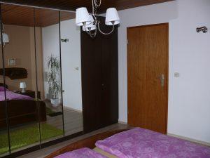 Gästehaus Friedlich - FeWo4 - Zimmer9