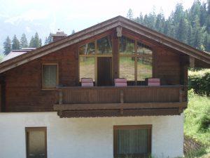 Gästehaus Friedlich - Zimmer 12 Pferdewiese von außen