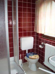 Gästehaus Friedlich_FeWo3 - Bad Zimmer7