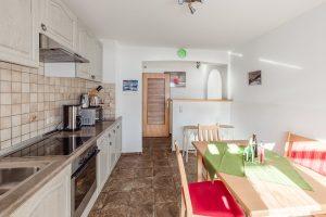 ferienwohnung 4 küche